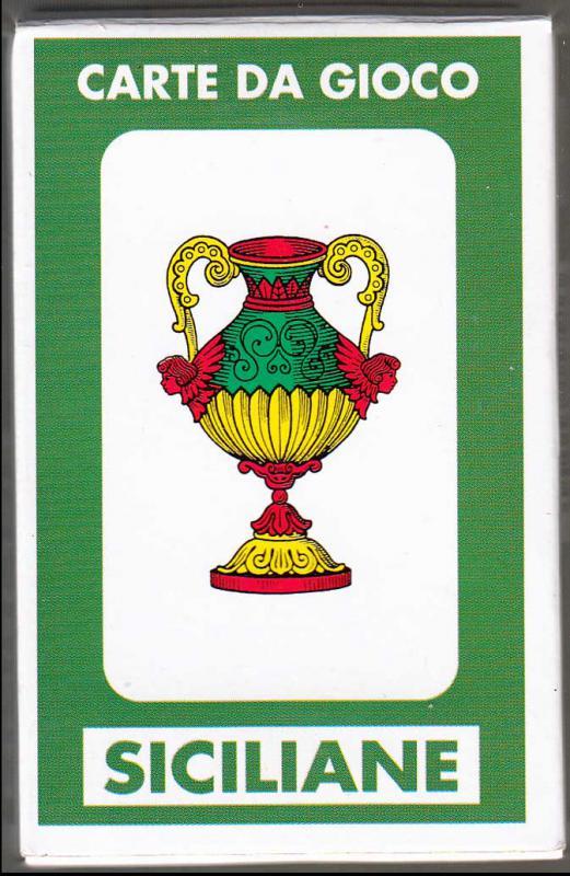 Giochi con le carte siciliane