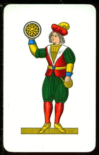 Due di bastoni carte napoletane