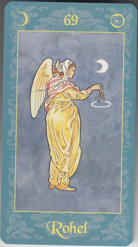 Таро голос ангела значение карт