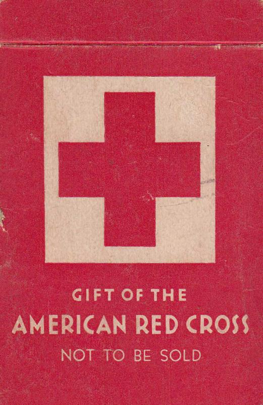 Gift of the American Red Cross