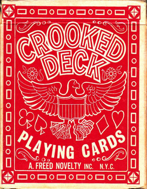 Crooked Deck