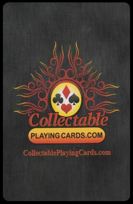 Conflict Bicycle Playing Cards