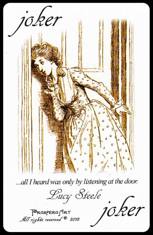 "Jane Austen ""Favorite Characters&Quotes"""