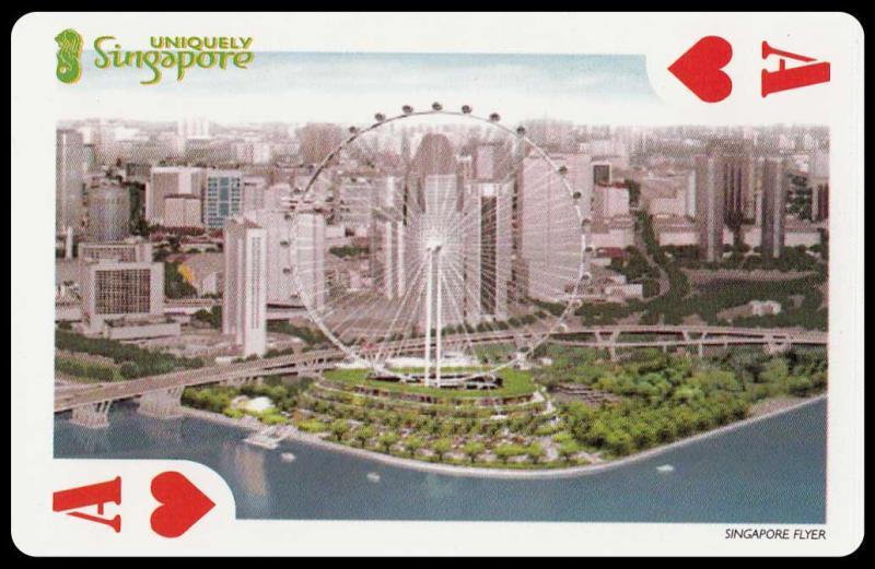 mass tourism singapore
