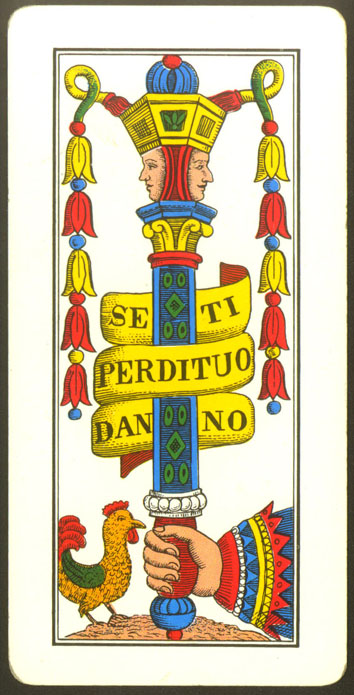 Il significato delle carte