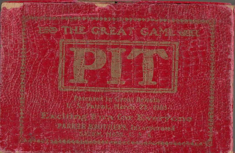 "The Great Game ""PIT"""